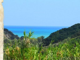 Building land for a Villa of 300sqm with sea view.