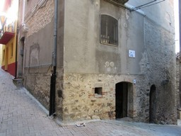Antique, stone apartment to renovate in the historic center of this idyllic, hill top village.