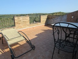 Finished, 3 bed, 2 bathroom, with sea view terrace in town center2